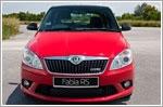 Car Review - Skoda Fabia 1.4 RS (A)