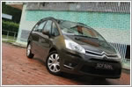 Car Review - Citroen C4 Grand Picasso 1.6 THP EGS (A)