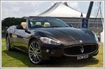 Car Review - Maserati GranCabrio 4.7 V8 (A)