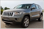 Car Review - Jeep Grand Cherokee 3.6 Overland (A)