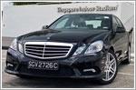 Car Review - Mercedes-Benz E350 CDI BlueEfficiency 3.0 V6 (A)