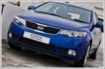 Car Review - Kia Forte Hatchback 1.6 SX (A)