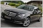 Facelift - Mercedes-Benz C180 Kompressor BlueEFFICIENCY 1.6 (A)