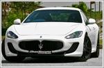 Car Review - Maserati GranTurismo MC Stradale 4.7 (A)