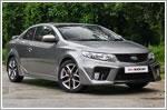 Facelift - Kia Forte Koup 1.6 SX 6-Speed (A)
