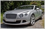 Car Review - Bentley Continental GT 6.0 W12 (A)