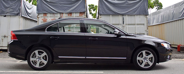 Car Review - Volvo S80 T5 (A)