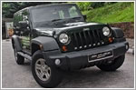 Car Review - Jeep Wrangler Unlimited Sports 3.8 V6 (A)