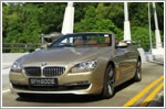 Car Review - BMW 6 Series Convertible 650i (A)
