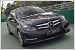 Car Review - Mercedes-Benz C-Class Coupe C350 BlueEfficiency (A)