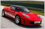 Car Review - Tesla Roadster Sport (A)