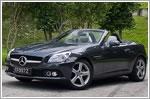 Car Review - Mercedes-Benz SLK200 BlueEfficiency (A)