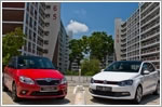 Comparison - Volkswagen Polo GTI 1.4 TSI 5dr (A) & Skoda Fabia 1.4 RS (A)