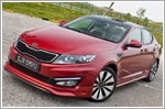 Car Review - Kia Optima K5 2.0 (A)