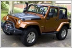 Car Review - Jeep Wrangler Sahara 3.8 (A)