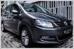 Car Review - Volkswagen Sharan 2.0 TSI (A)