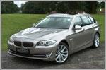 Car Review - BMW 5 Series Touring 535i (A)