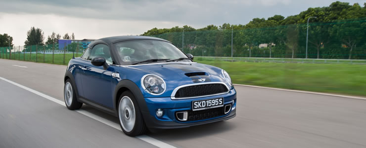 Car Review Mini Cooper S Coupe 16 A