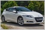 Car Review - Honda CR-Z Hybrid 1.5 (M)