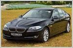 Car Review - BMW 5 Series Sedan 528i (A)