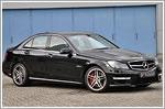 Car Review - Mercedes-Benz C-Class C 63 AMG (A)