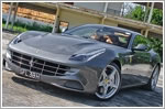 Car Review - Ferrari FF 6.3 V12 (A)