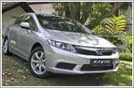 Car Review - Honda Civic 1.6 (A)