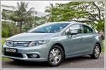 Car Review - Honda Civic Hybrid 1.5 (A)