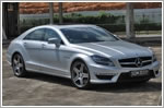 CLS 63 AMG is one tarmac-burning ride