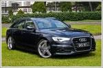 Car Review - Audi A6 Avant 3.0 TFSI quattro (A)