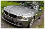 Car Review - BMW Z4 sDrive20i (A)