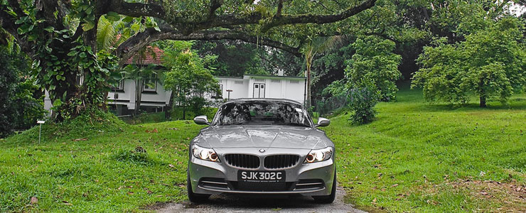 Car Review Bmw Z4 Sdrive20i A