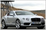 First Drive - Bentley Continental GT 4.0 V8 (A)