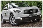 Car Review - Infiniti FX37 3.7 (A)