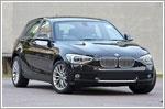 Car Review - BMW 1 Series Hatchback 116i (A)