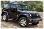 Car Review - Jeep Wrangler Sahara 3.6 V6 (A)