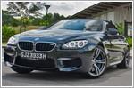 Car Review - BMW M Series M6 Convertible 4.4 (A)
