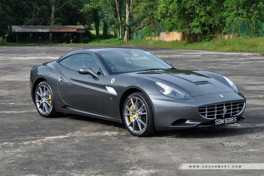 Car Review - Ferrari California 30 4.3 (A) | Photo Gallery ...