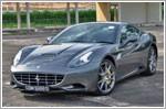 Car Review - Ferrari California 30 4.3 (A)