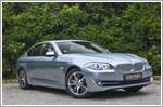 Car Review - BMW ActiveHybrid 5 (A)