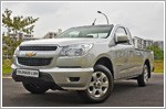 Car Review - Chevrolet Colorado 2.8 Diesel Turbo (A)
