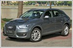 Car Review - Audi Q3 2.0 TFSI [211bhp] (A)