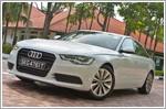 Car Review - Audi A6 Hybrid 2.0 TFSI (A)
