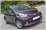 Car Review - Perodua Myvi 1.3 EZi (A)