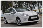 Car Review - Citroen C3 1.4 VTi EGS (A)
