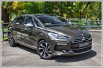 Car Review - Citroen DS5 1.6 THP (A)