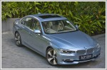 Car Review - BMW ActiveHybrid 3 (A)