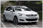 Car Review - Citroen C4 1.6 THP 155 EGS (A)