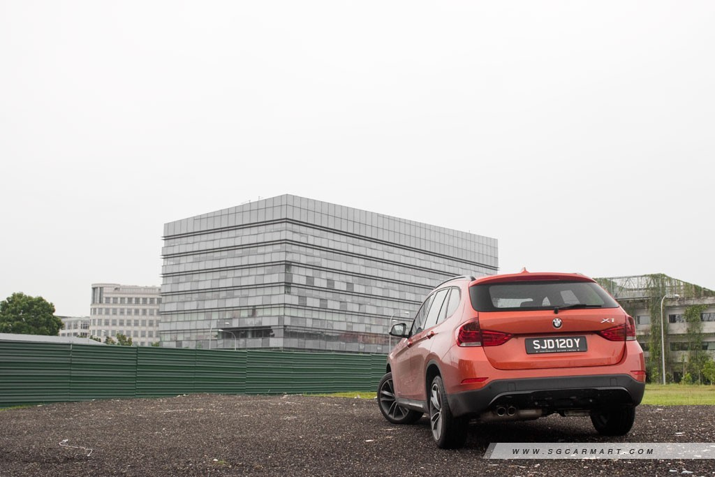Car Review - BMW X1 sDrive20i Sport Line (A)