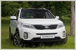 Car Review - Kia Sorento Diesel 2.2 CRDi (A)
